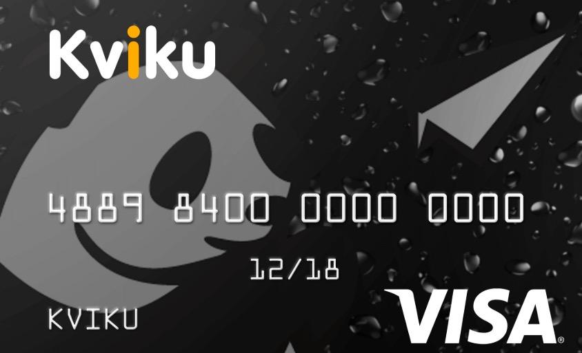 Kviku kreditnaya karta