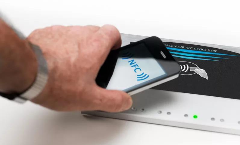 Модуль NFC для бесконтактной оплаты