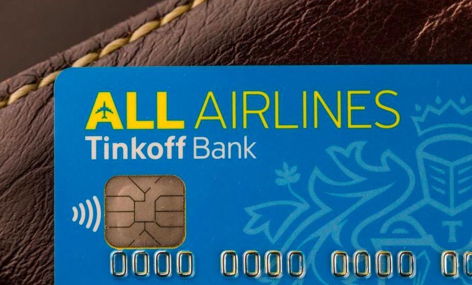 Тинькофф all airlines кредитная карта