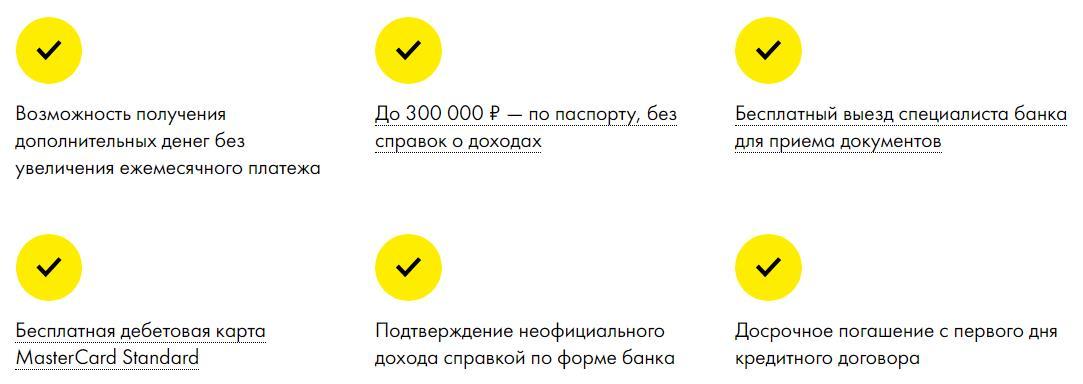 До 300 000 ₽ — по паспорту, без справок о доходах в Райффайзенбанке