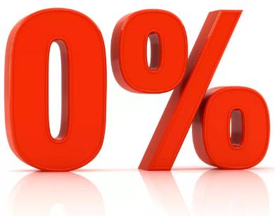 Ноль процентов на микрозайм для клиентов