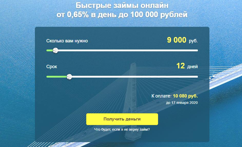 Микрофинансовые организации которые дают займ по всей россии на карту 2020